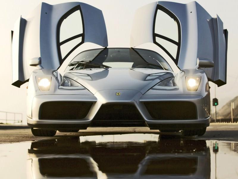2003 Ferrari Enzo Silver 22
