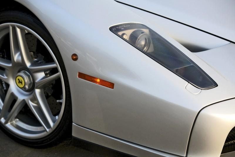 2003 Ferrari Enzo Silver 3
