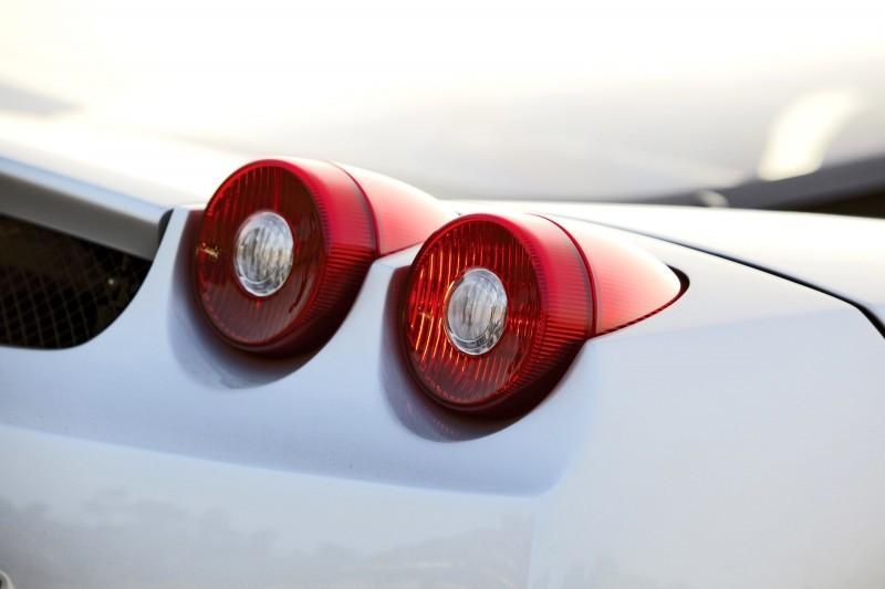 2003 Ferrari Enzo Silver 4