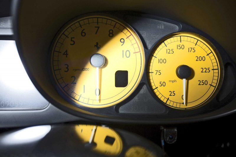 2003 Ferrari Enzo Silver 6