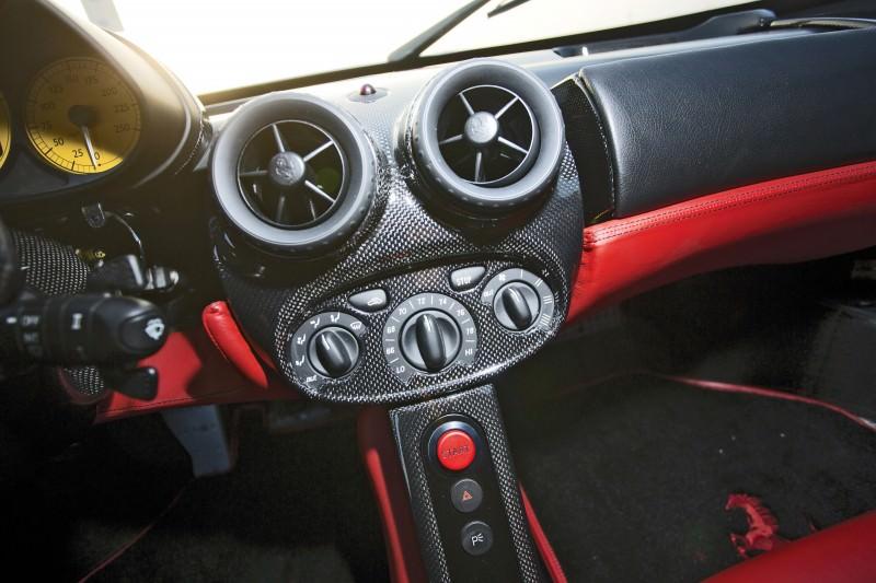 2003 Ferrari Enzo Silver 7