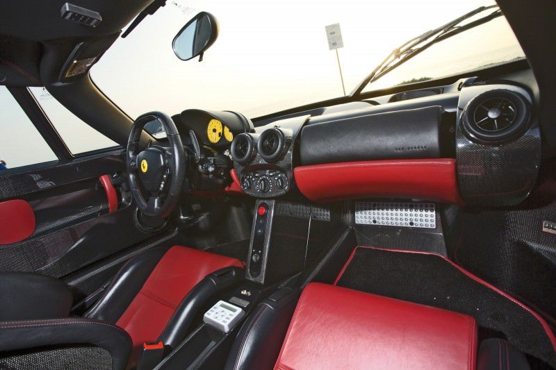 2003 Ferrari Enzo Silver 8