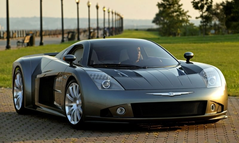 2004 Chrysler ME Four Twelve 32