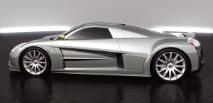 2004 Chrysler ME Four Twelve 4