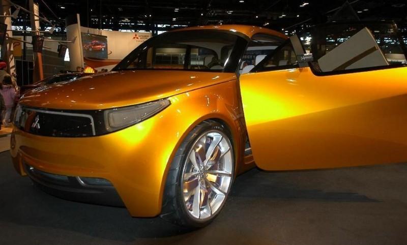 2006 Mitsubishi Concept CT 27