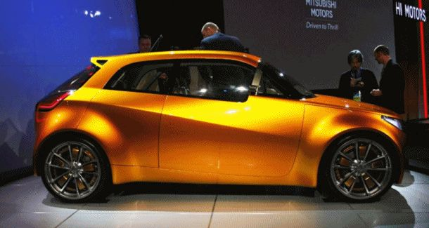 2006 Mitsubishi Concept CT