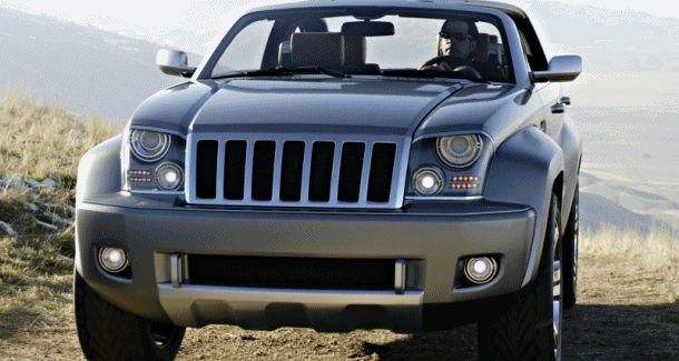 2007 Jeep Trailhawk