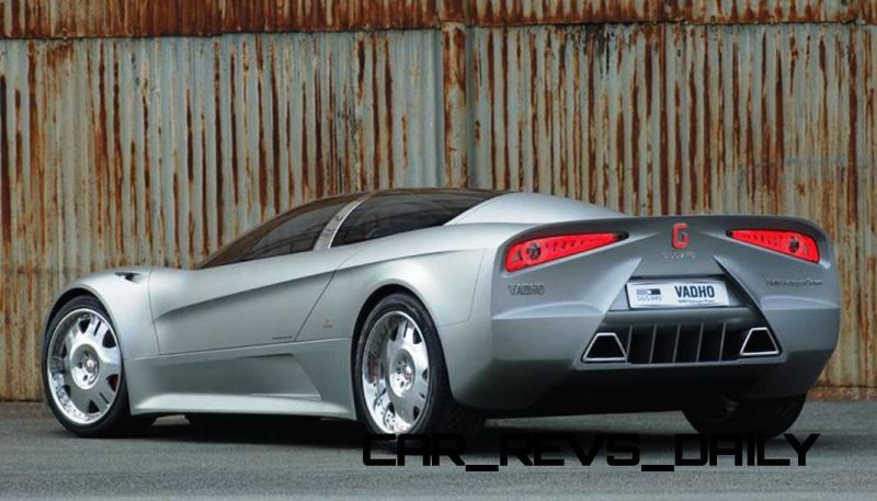 2007 VADHO BMW by ItalDesign Giugiaro 11