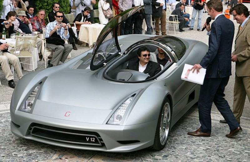 2007 VADHO BMW by ItalDesign Giugiaro 27
