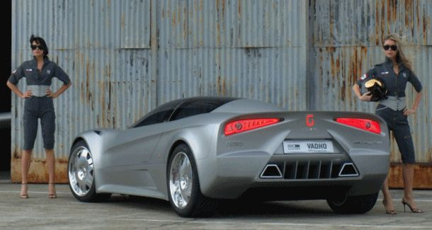 2007 VADHO BMW by ItalDesign Giugiaro