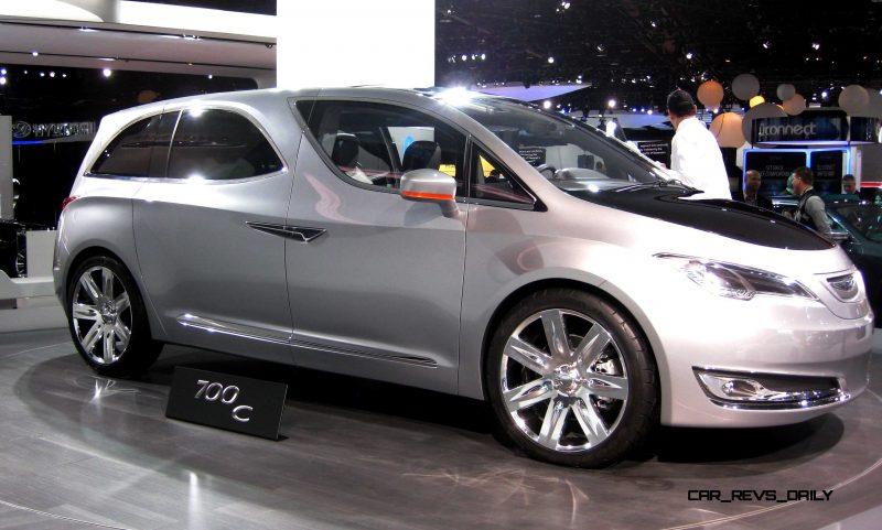 2012 Chrysler 700C Concept 7