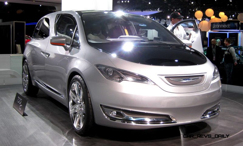 2012 Chrysler 700C Concept 8