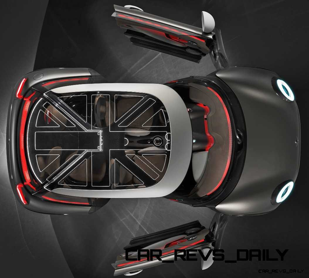 Concept Flashback – 2012 MINI Rocketman 1 and 2