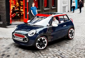 2012 MINI Rocketman Concept 37
