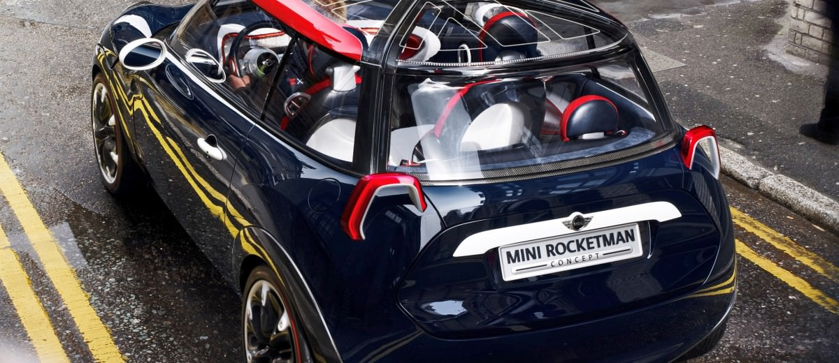 2012 MINI Rocketman Concept 39
