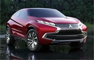 2014 Mitsubishi Concept XR-PHEV 1