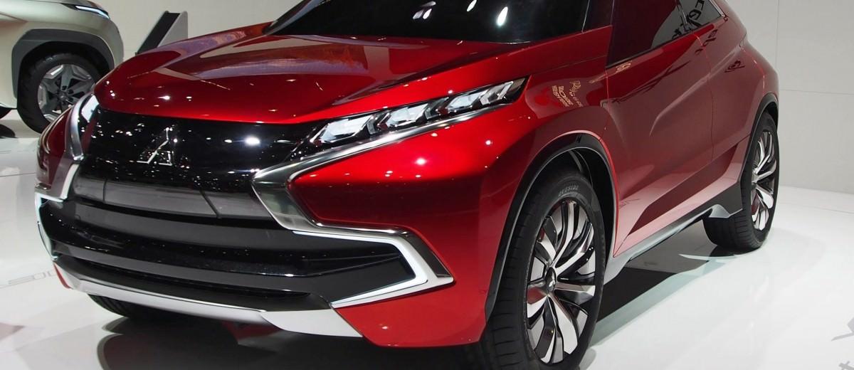 2014 Mitsubishi Concept XR-PHEV 11