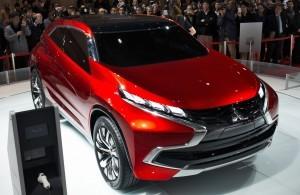 2014 Mitsubishi Concept XR-PHEV 12