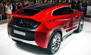 2014 Mitsubishi Concept XR-PHEV 13