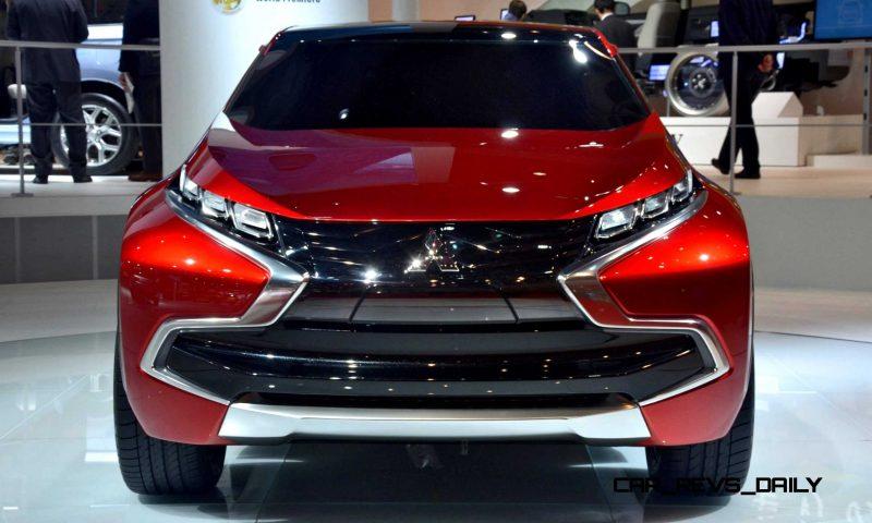 2014 Mitsubishi Concept XR-PHEV 14