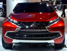 Design Analysis – 2014 Mitsubishi Concept XR-PHEV