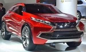 2014 Mitsubishi Concept XR-PHEV 15