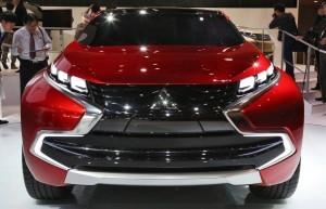 2014 Mitsubishi Concept XR-PHEV 16