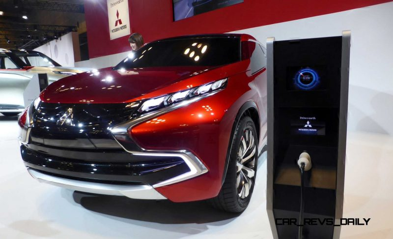 2014 Mitsubishi Concept XR-PHEV 17