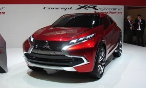 2014 Mitsubishi Concept XR-PHEV 18