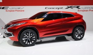 2014 Mitsubishi Concept XR-PHEV 2