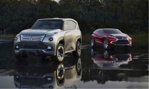 2014 Mitsubishi Concept XR-PHEV 20