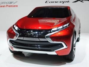 2014 Mitsubishi Concept XR-PHEV 4