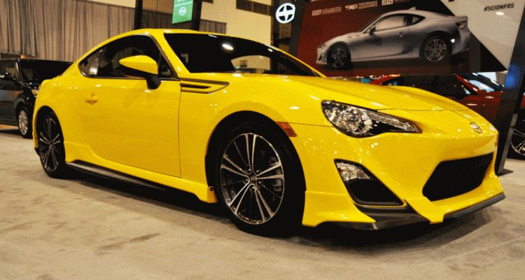 2014 Scion FRS RS1 GIF