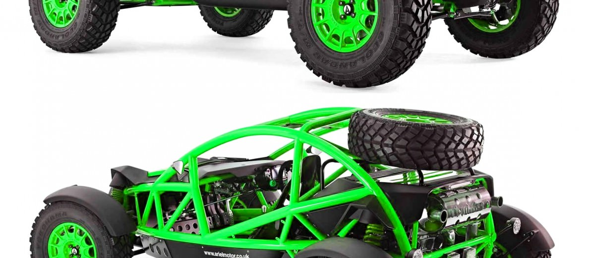2015 ARIEL Nomad Colors 1