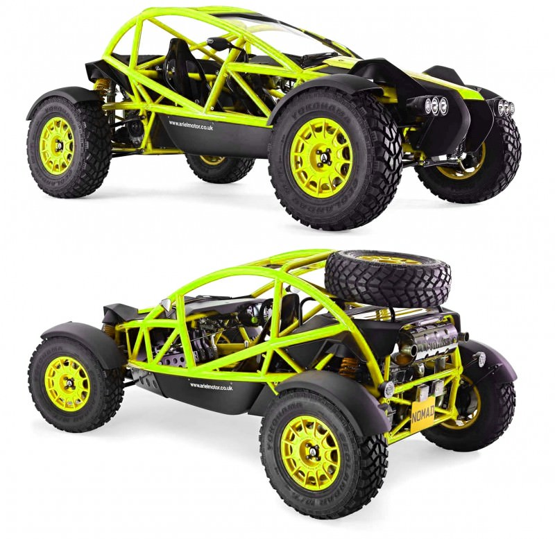 2015 ARIEL Nomad Colors 2