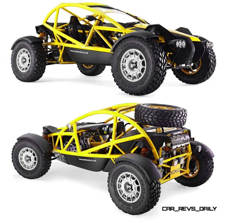 2015 ARIEL Nomad Colors 3