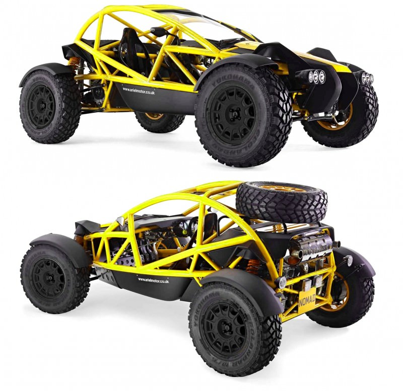 2015 ARIEL Nomad Colors 4
