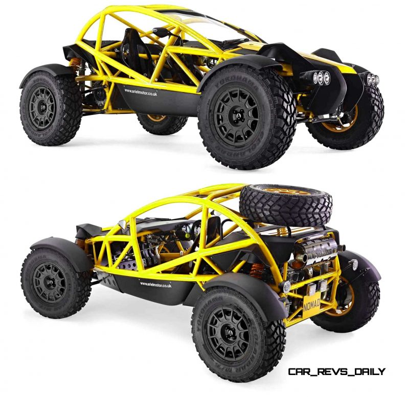 2015 ARIEL Nomad Colors 5