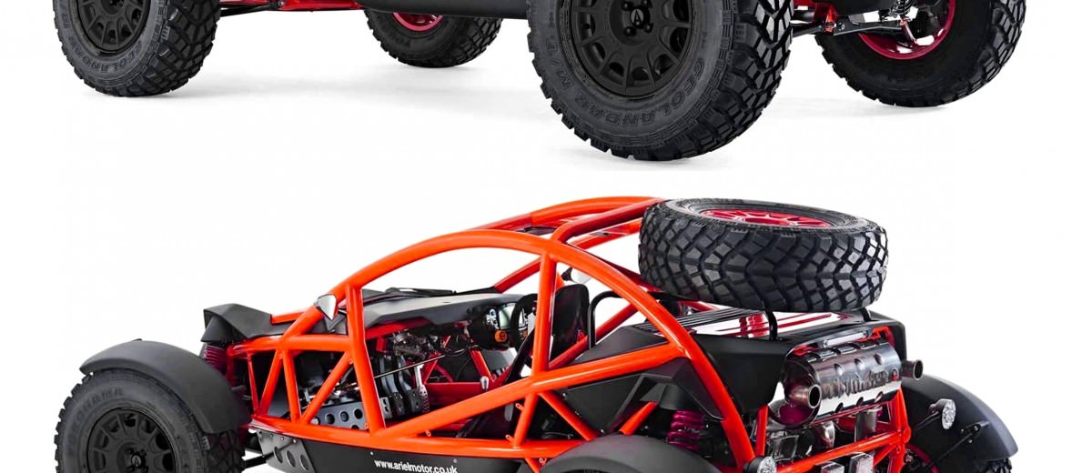 2015 ARIEL Nomad Colors 6