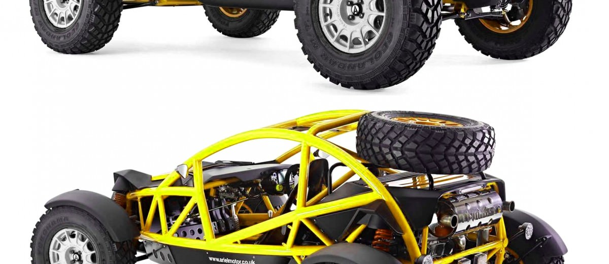 2015 ARIEL Nomad Colors 8