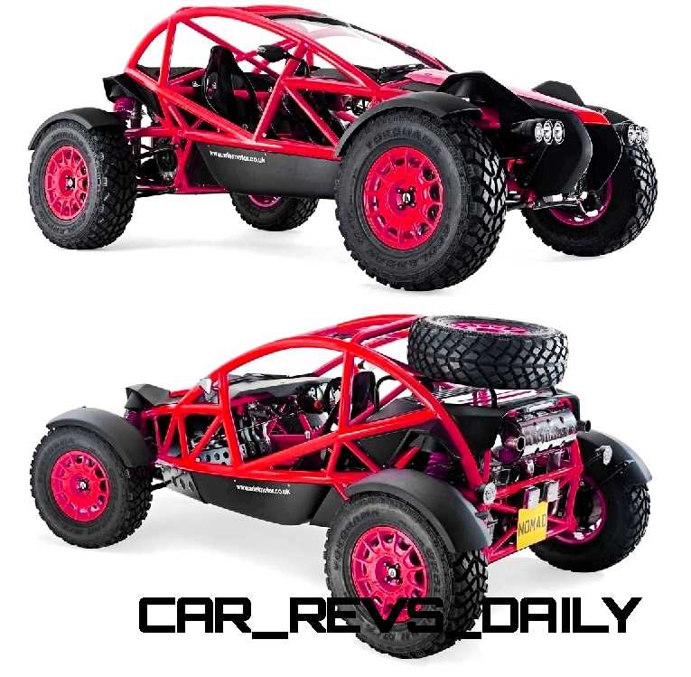 2015 ARIEL Nomad Digital Colorizer 11