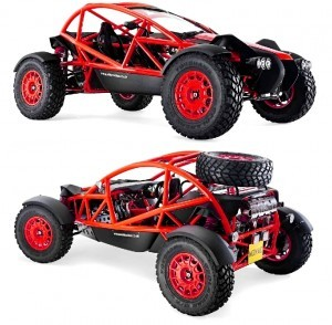 2015 ARIEL Nomad Digital Colorizer 17
