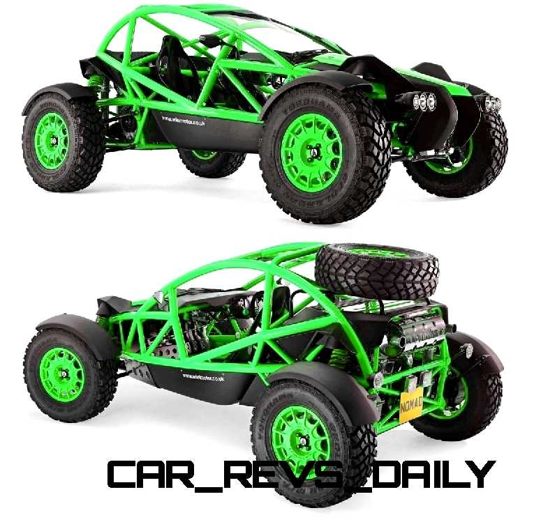 2015 ARIEL Nomad Digital Colorizer 4