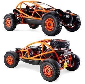 2015 ARIEL Nomad Digital Colorizer 9