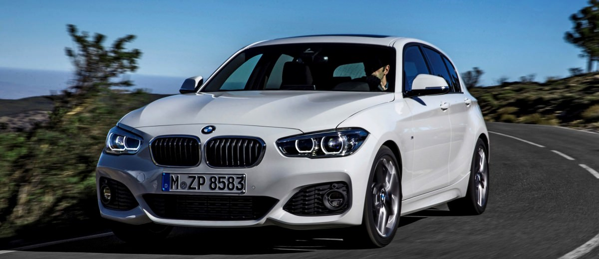 2015 BMW 1-Series 10
