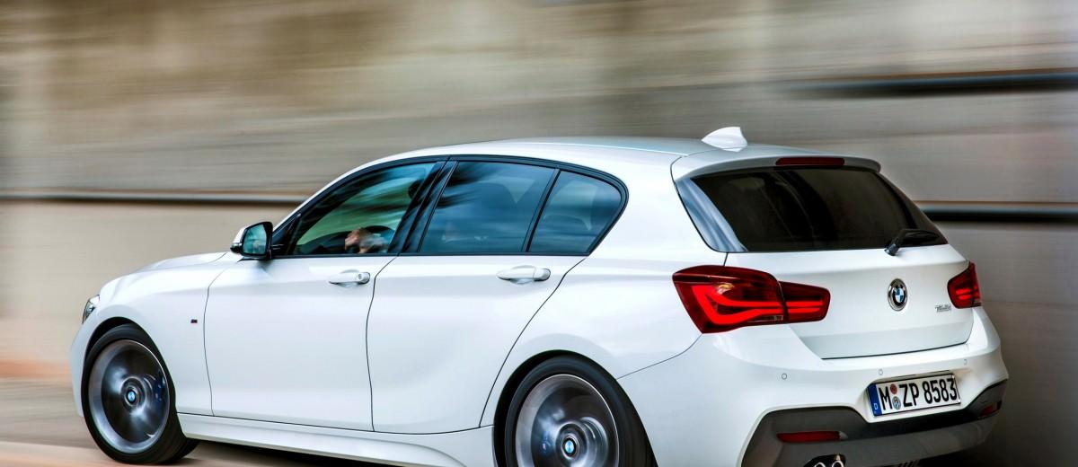 2015 BMW 1-Series 14