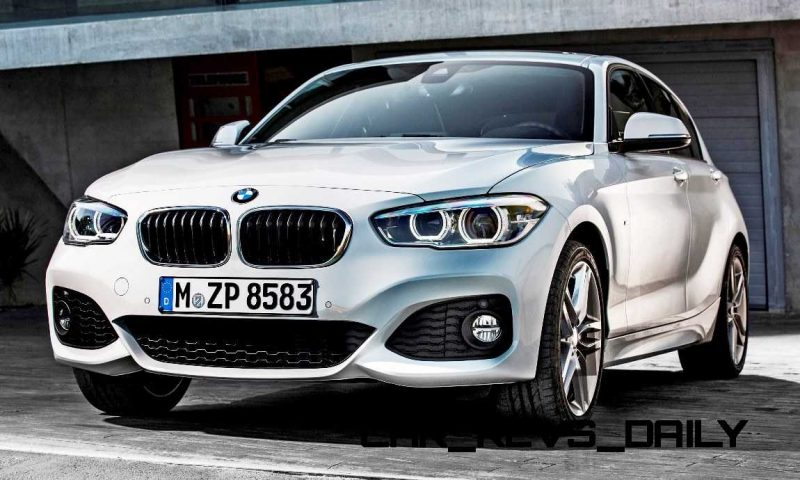 4.5s, 326HP 2015 BMW M135i xDrive Gives Supercar Thrills for VW Golf Bills 4.5s, 326HP 2015 BMW M135i xDrive Gives Supercar Thrills for VW Golf Bills