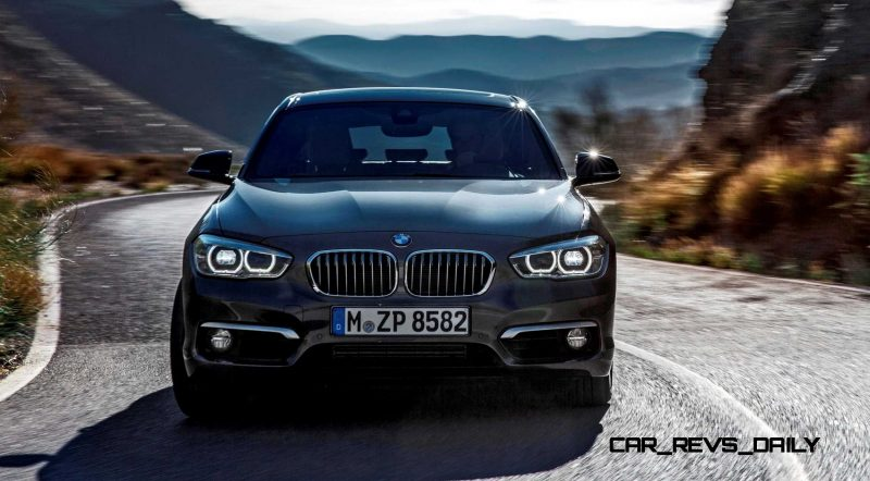 4.5s, 326HP 2015 BMW M135i xDrive Gives Supercar Thrills for VW Golf Bills 4.5s, 326HP 2015 BMW M135i xDrive Gives Supercar Thrills for VW Golf Bills 4.5s, 326HP 2015 BMW M135i xDrive Gives Supercar Thrills for VW Golf Bills