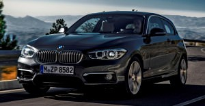 2015 BMW 1-Series 43