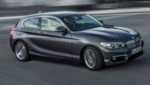2015 BMW 1-Series 45